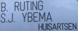 Huisartsenpraktijk Ruting & Ybema
