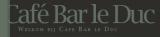 Café Bar Le Duc